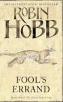 Fool's Errand Robin Hobb