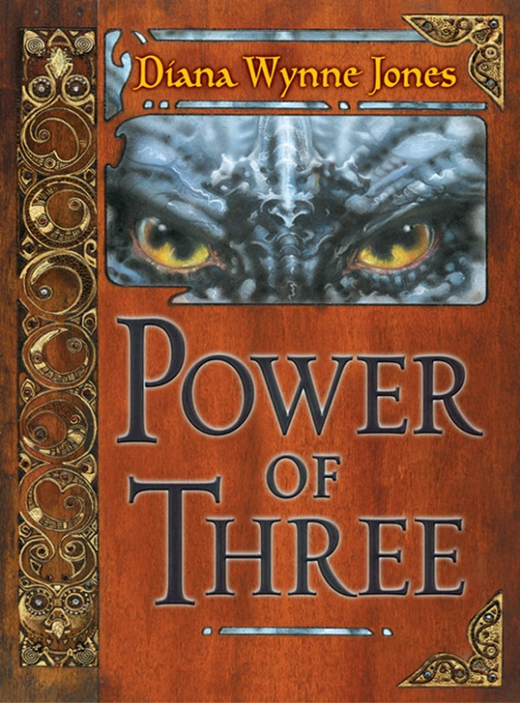 Power of Three, eBook
