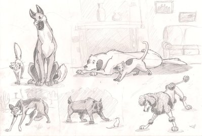 Doggies_by_LuezA_35