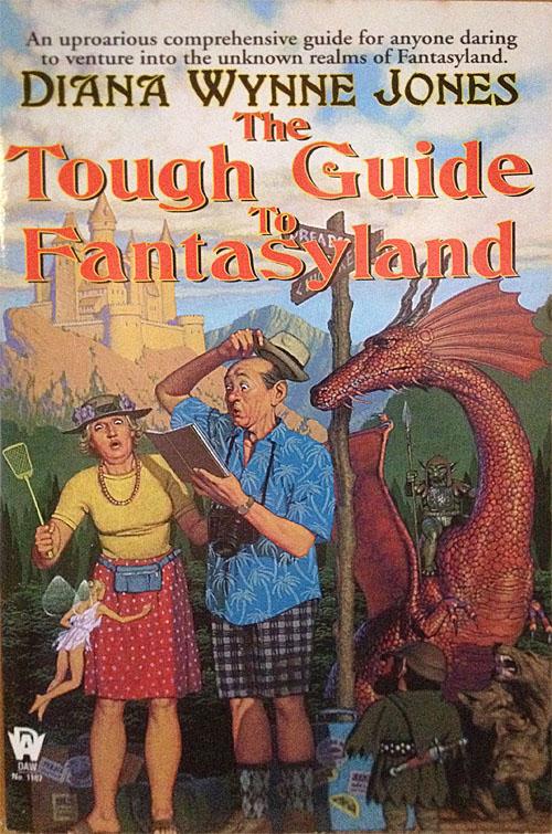 Tough Guide to Fantasyland, Paperback