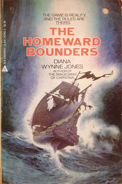 The Homeward Bounders, Paperback