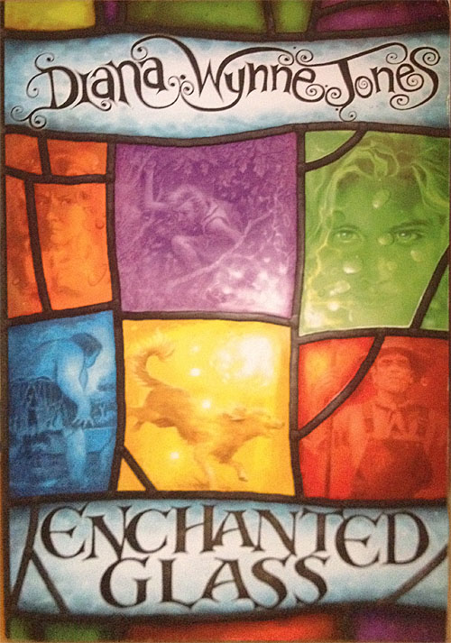 Enchanted Glass, Trade Paperback