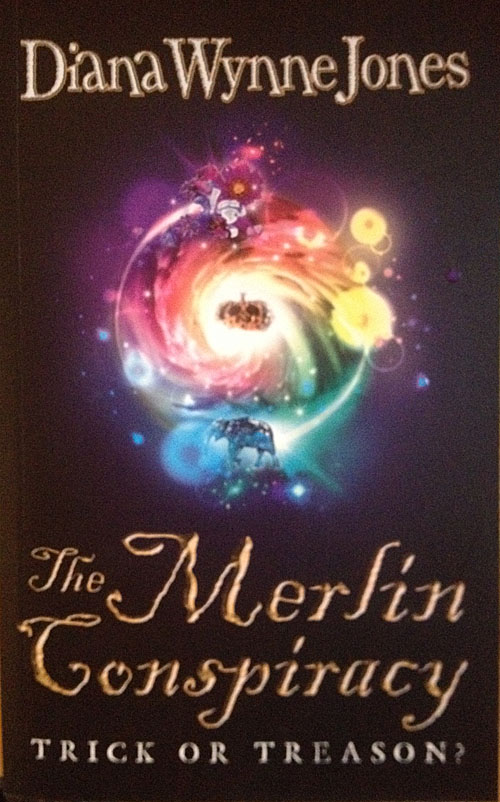 The Merlin Conspiracy, Trade Paperback
