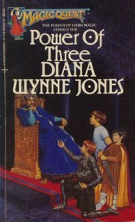 Jones, Diana Wynne - Power of Three